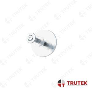 TMWP – GWOŹDZIE Z PLASTIKOWĄ METALOWĄ Ø23 mm (do stali i betonu) Trutek (2)
